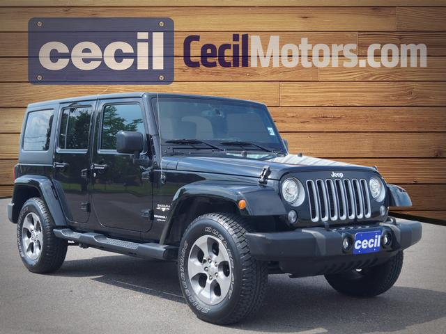 Pre Owned 2018 Jeep Wrangler Unlimited Altitude
