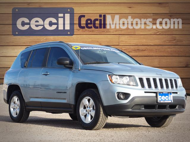 Pre-Owned 2014 Jeep Compass