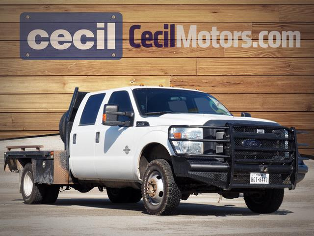 Pre-Owned 2016 Ford F-350 Super Duty XL