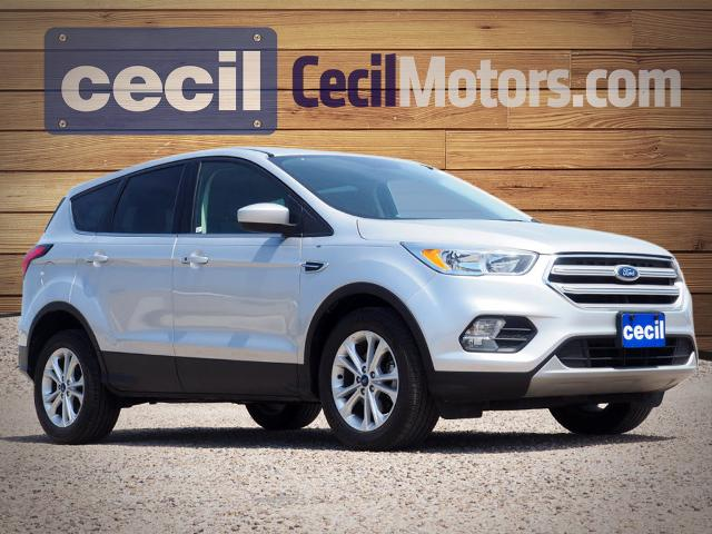 Pre-Owned 2019 Ford Escape