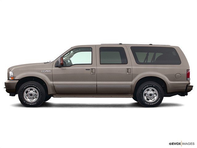 Pre-Owned 2005 Ford Excursion Limited