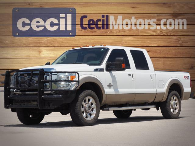 Pre-Owned 2014 Ford F-250 Super Duty Lariat