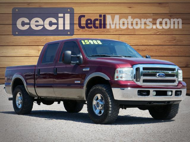 Pre-Owned 2006 Ford F-250 Super Duty