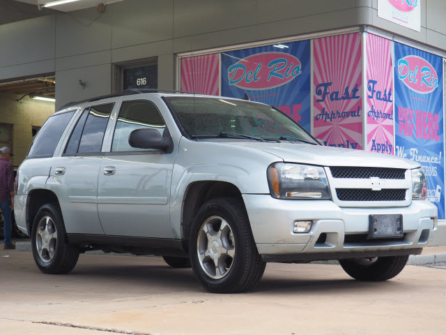 Pre-Owned 2008 Chevrolet TrailBlazer LT1