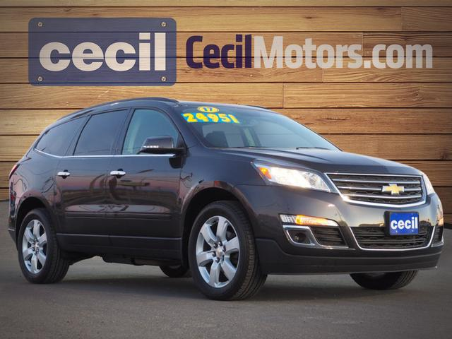 Pre-Owned 2017 Chevrolet Traverse