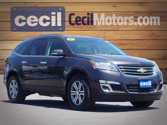 Pre-Owned 2016 Chevrolet Traverse