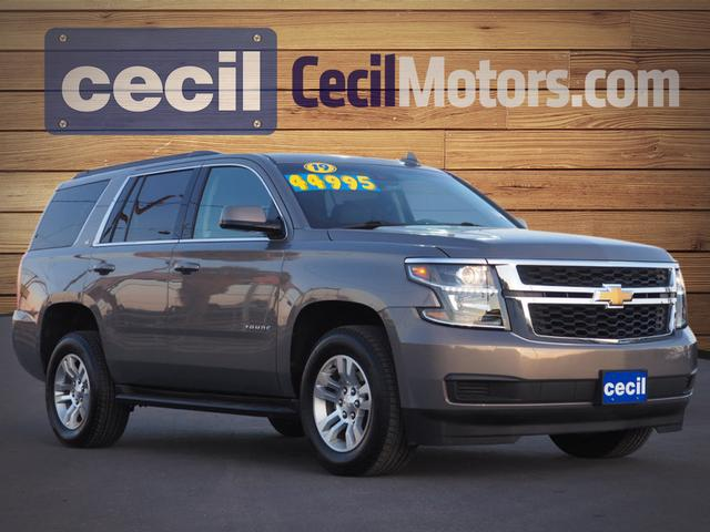 Pre-Owned 2019 Chevrolet Tahoe