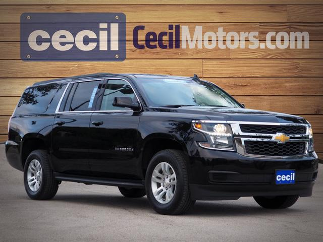 Pre-Owned 2019 Chevrolet Suburban LS 1500