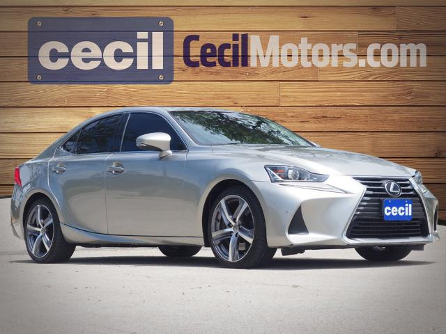 Pre-Owned 2017 Lexus IS 200t Base