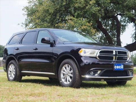 New 2020 DODGE Durango SXT