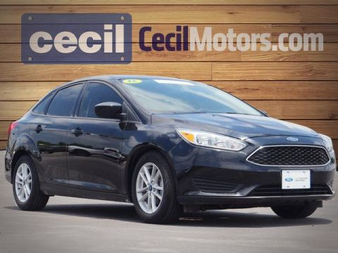 Pre-Owned 2018 Ford Focus