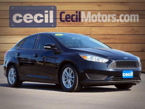 Pre-Owned 2017 Ford Focus