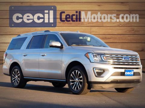 Pre-Owned 2018 Ford Expedition MAX