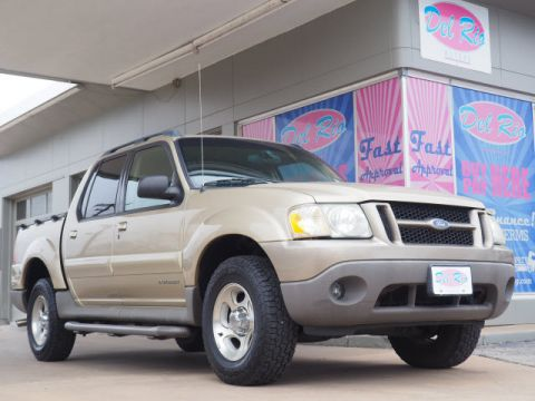 Pre-Owned 2002 Ford Explorer Sport Trac Value