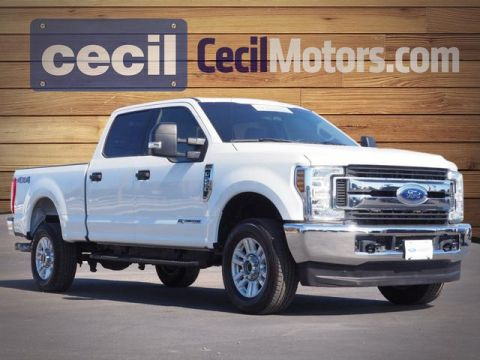 Pre-Owned 2019 Ford F-250 Super Duty