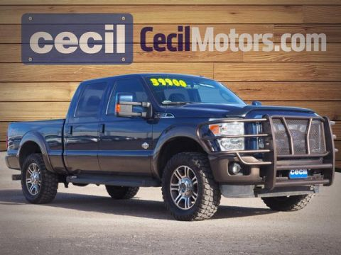 Pre-Owned 2015 Ford F-250 Super Duty
