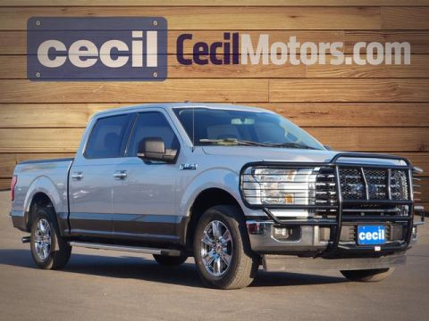 Pre-Owned 2017 Ford F-150 JU