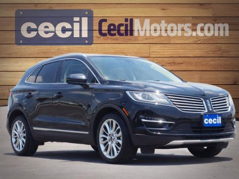 Pre-Owned 2016 Lincoln MKC