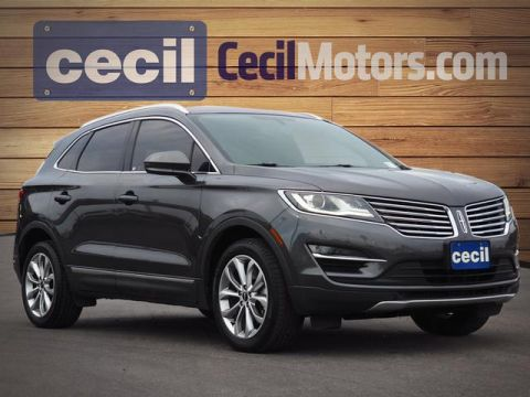 Pre-Owned 2017 Lincoln MKC