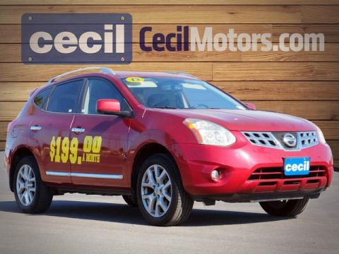 Pre-Owned 2013 Nissan Rogue